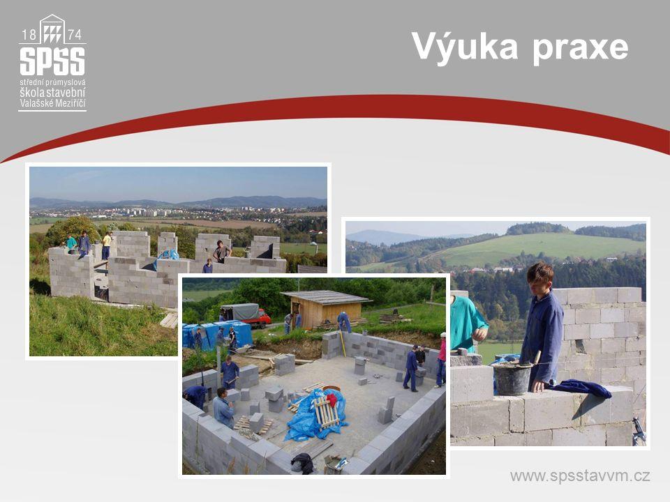 Výuka praxe www.spsstavvm.cz