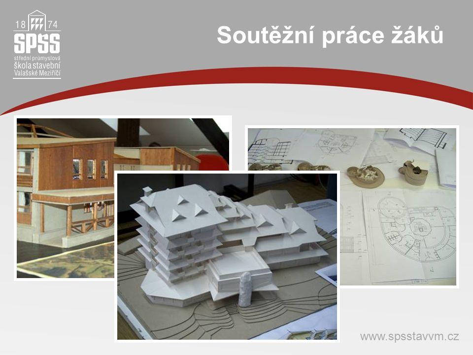 Soutěžní práce žáků www.spsstavvm.cz