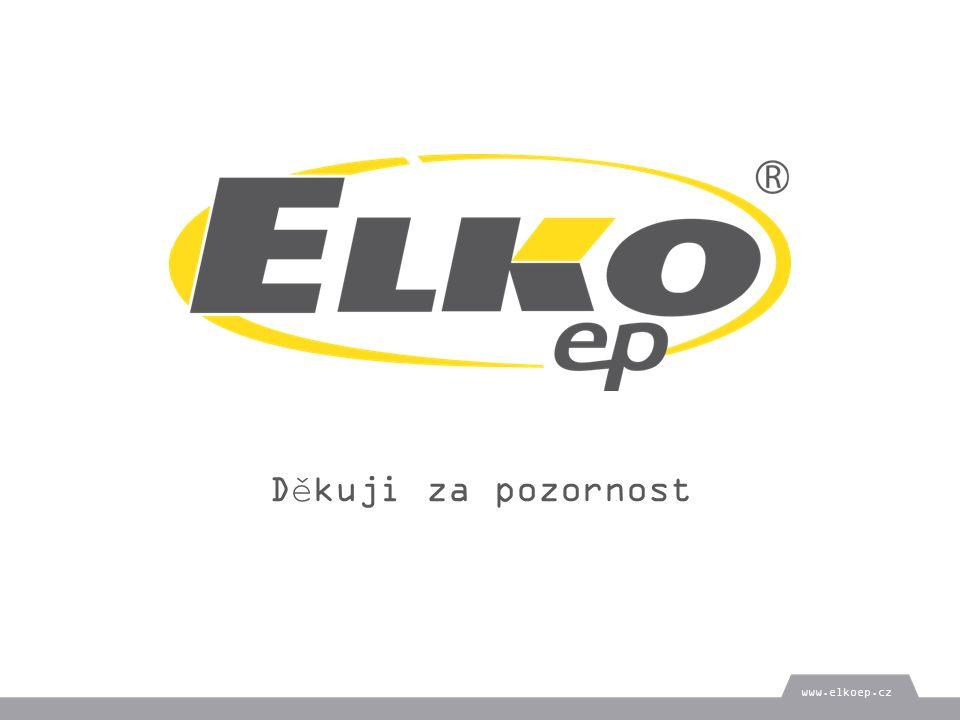 Děkuji za pozornost www.elkoep.cz