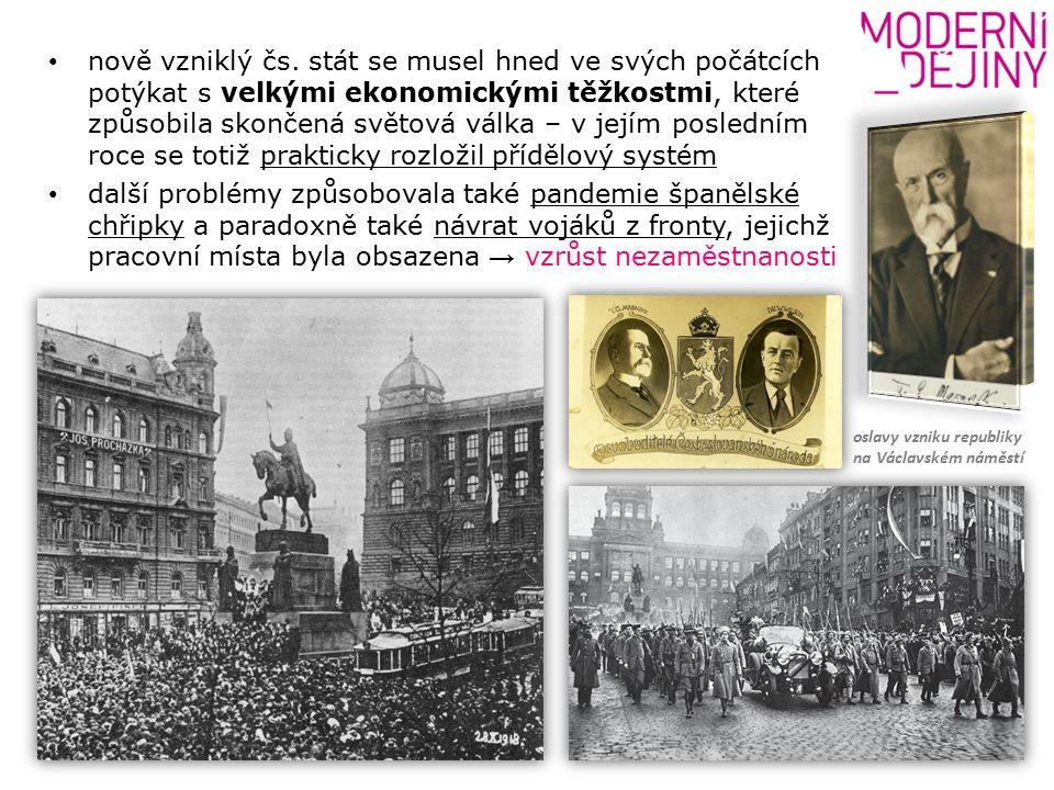 Baťa pozoruhodnou výjimkou českého průmyslu byl rodinný obuvnický koncern Baťa, který od počátku vsadil na strojovou výrobu (v r.