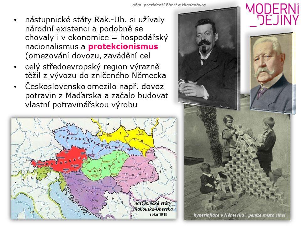 předválečná úroveň prům.výroby byla v Československu překročena v r.