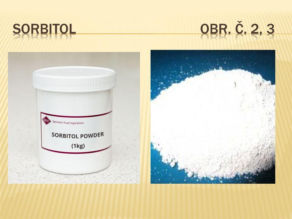  bílý prášek nebo tablety, málo rozpustný ve studené vodě, intenzivní sladká chuť;  500krát sladivější než sacharóza - pro organismus neškodný;  vyráběn synteticky sulfonací toluenu;  nesmí se vařit a používat ve větších dávkách (vzniká nahořklá chuť);  do prodeje přichází pod názvem – Cukerin, Antidiabetin, Surcin, Sykorin.