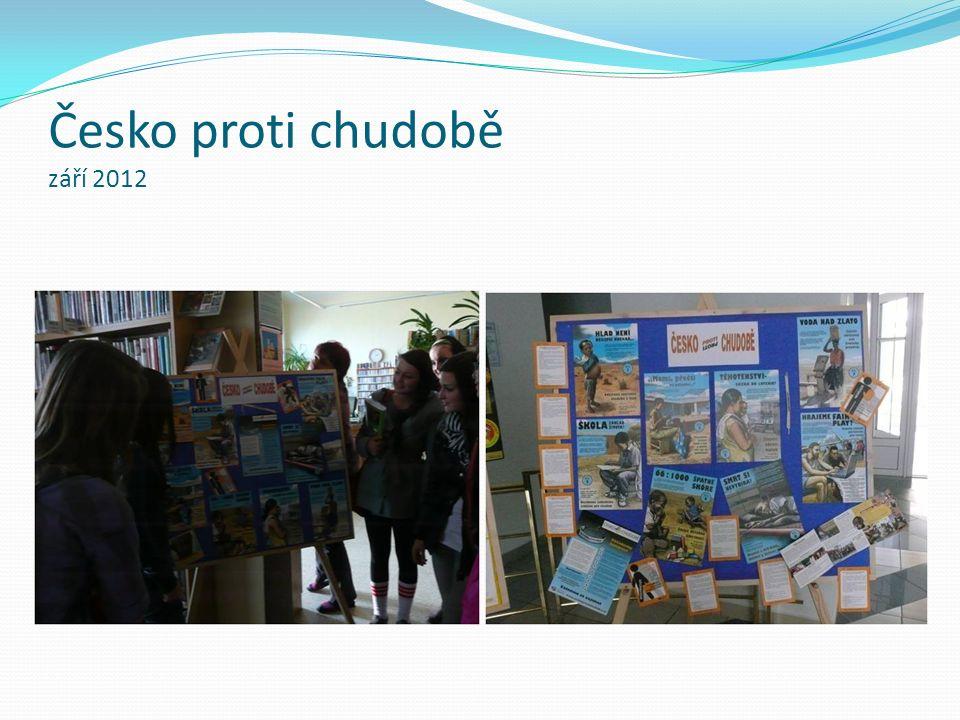 Česko proti chudobě září 2012