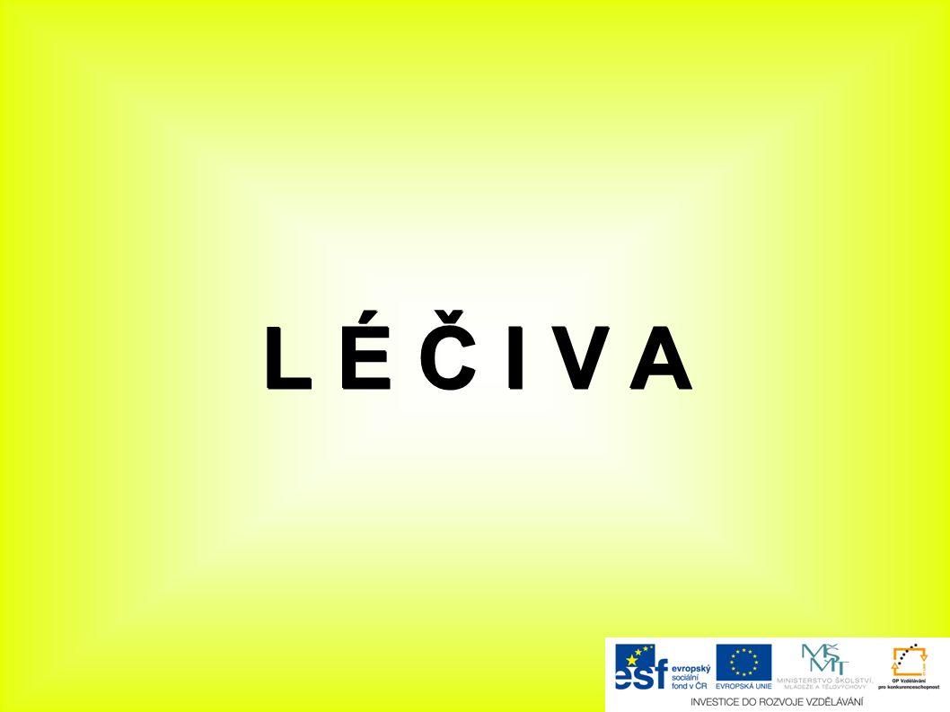 L É Č I V A