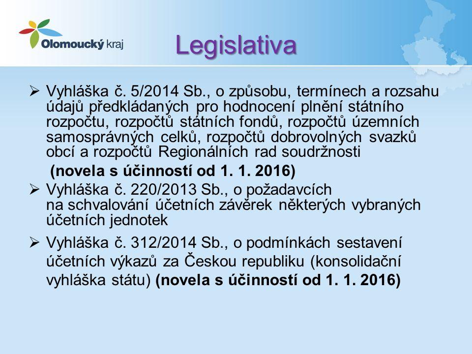 Úpravy v ČÚS  ČÚS č.706  Formální úprava – číslo položky rozvahy  ČÚS č.