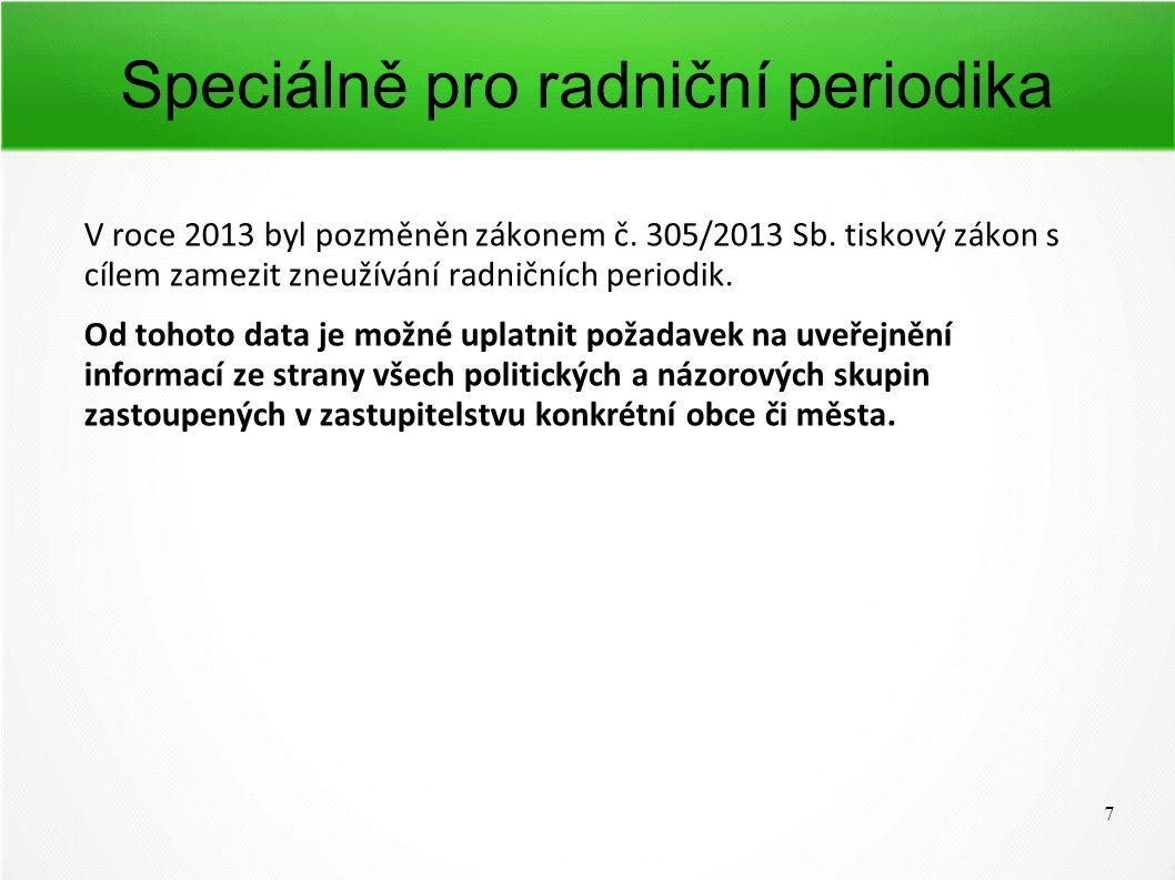 8 Finanční náročnost a profit Novoměstsko – NÁKLADY tisk 258.000 Kč/rok (vysoutěženo e-aukcí) distribuce 57.000 Kč poskytuje Česká pošta dle sazebníku jsme v pásmu A (propagační materiály), cena za 1ks bez DPH 0,78 Kč, s DPH 0,94 náklady na redaktora Novoměstsko – ZISK firemní inzerce 250.000 Kč/rok soukromá inzerce: 2014 = 22.950 Kč, 2015 = 12.956 Kč
