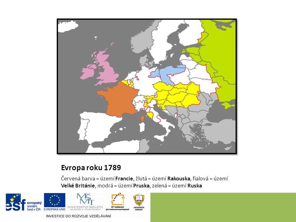 Napoleonské války (1803 až 1815) II Po porážce 3.a 4.