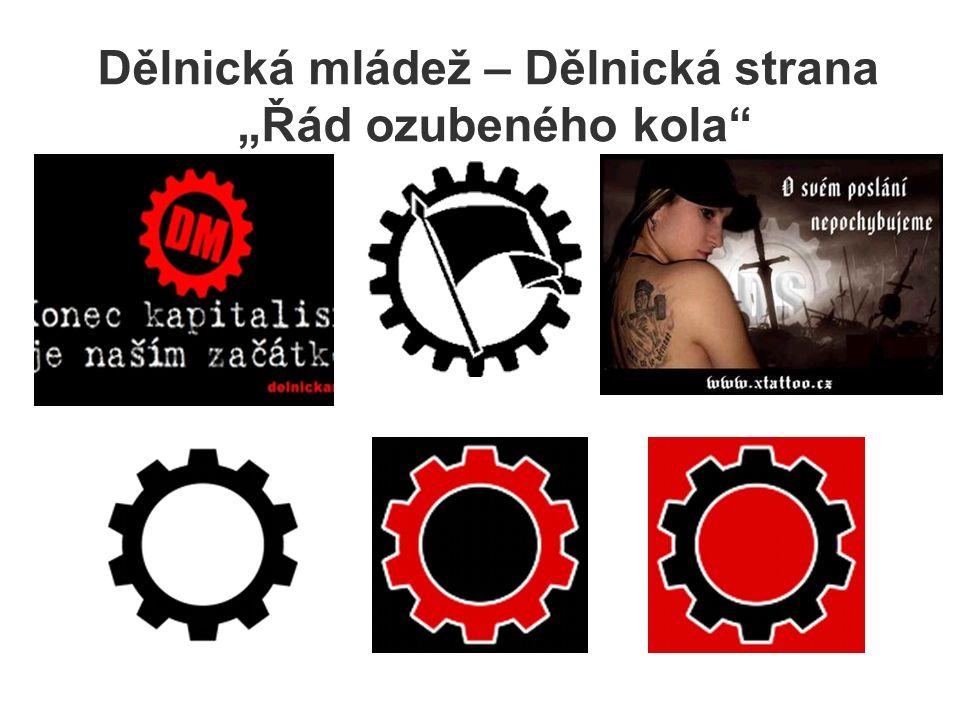 """Dělnická mládež – Dělnická strana """"Řád ozubeného kola"""