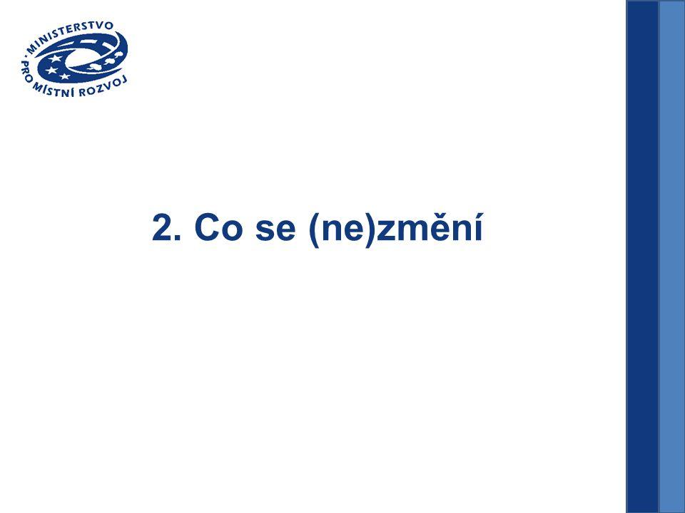 Další kroky – dopracování analýzy a projednání v rámci pracovní skupiny – návrh SWOT analýzy – návrh obsahového zaměření programu, finančního rámce, výkonnostního rámce – návrh implementační struktury – hodnocení ex-ante a SEA – schválení programu vládami (podzim 2013) – předložení EK