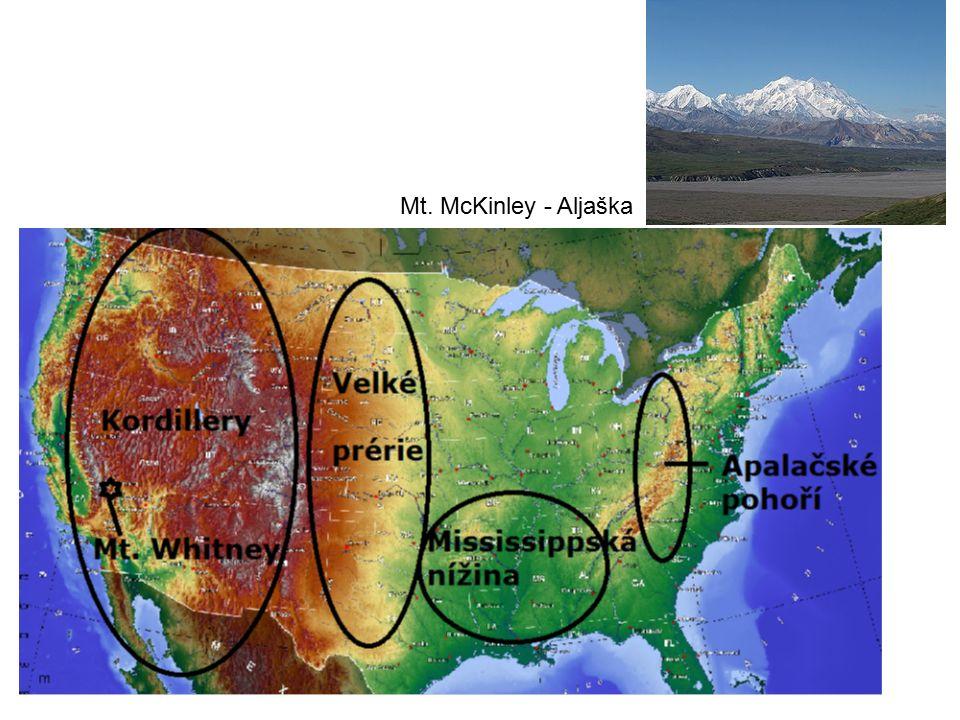 Mt. McKinley - Aljaška