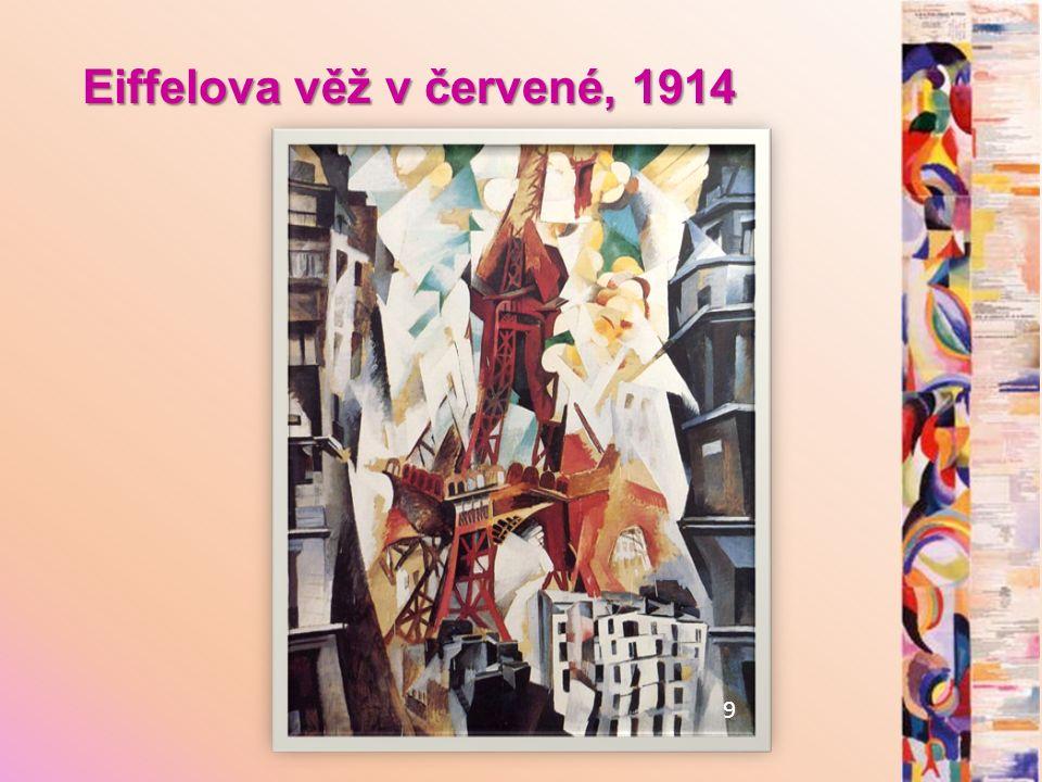 Eiffelova věž v červené, 1914 9