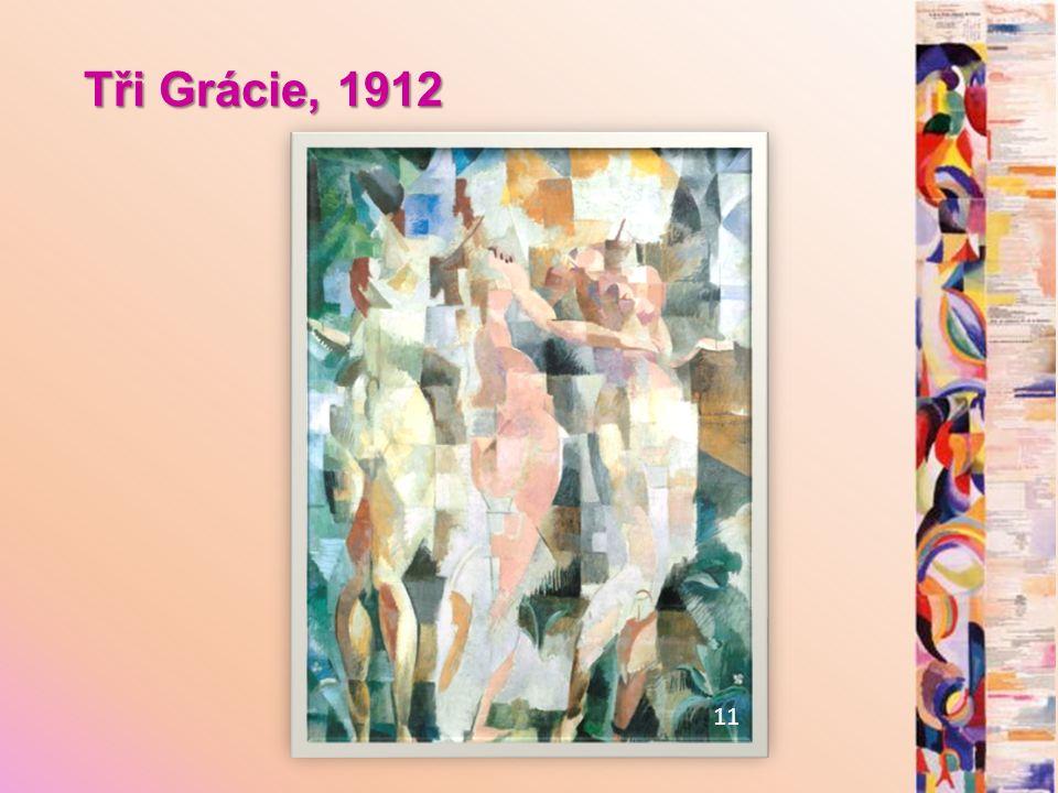 Tři Grácie, 1912 11
