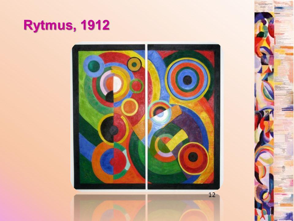 Rytmus, 1912 12