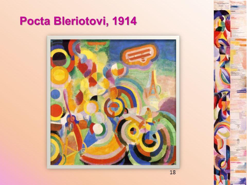 Pocta Bleriotovi, 1914 18