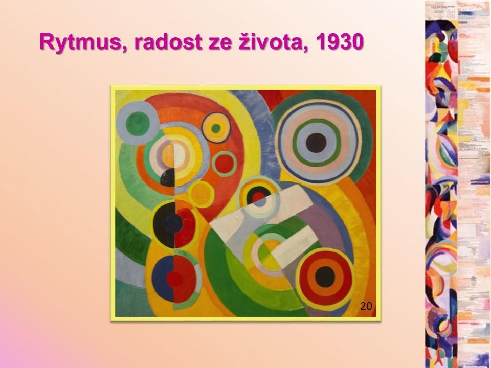 Rytmus, radost ze života, 1930 20