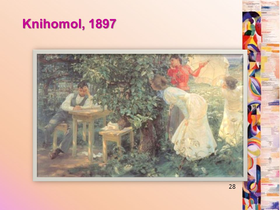 Knihomol, 1897 28