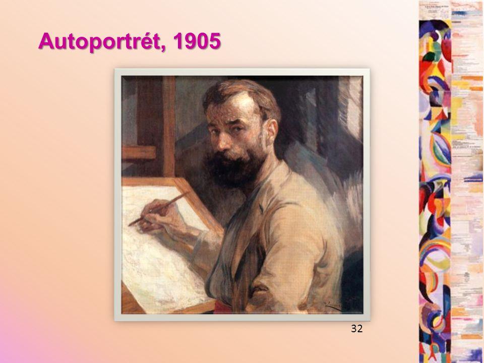 Autoportrét, 1905 32