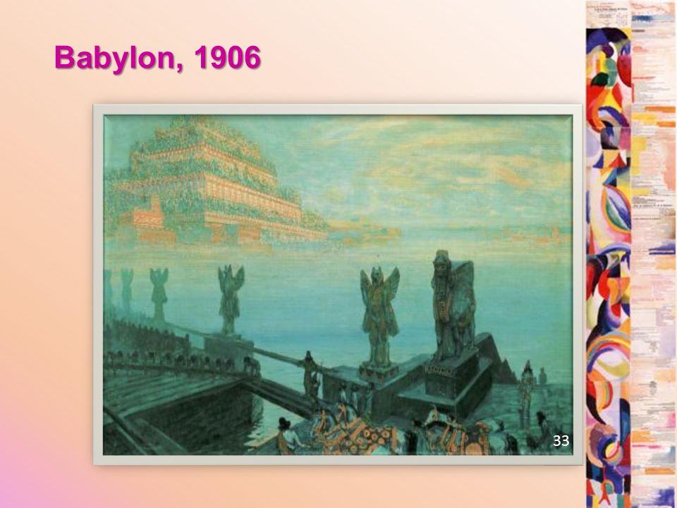 Babylon, 1906 33
