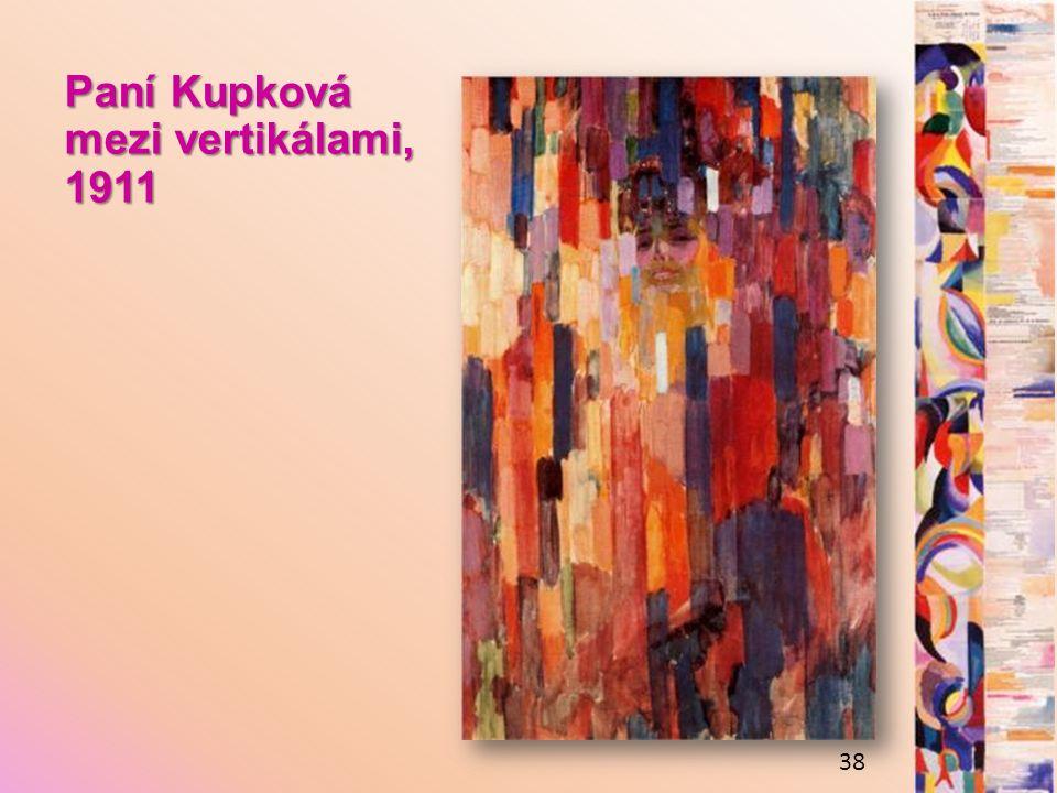 Paní Kupková mezi vertikálami, 1911 38