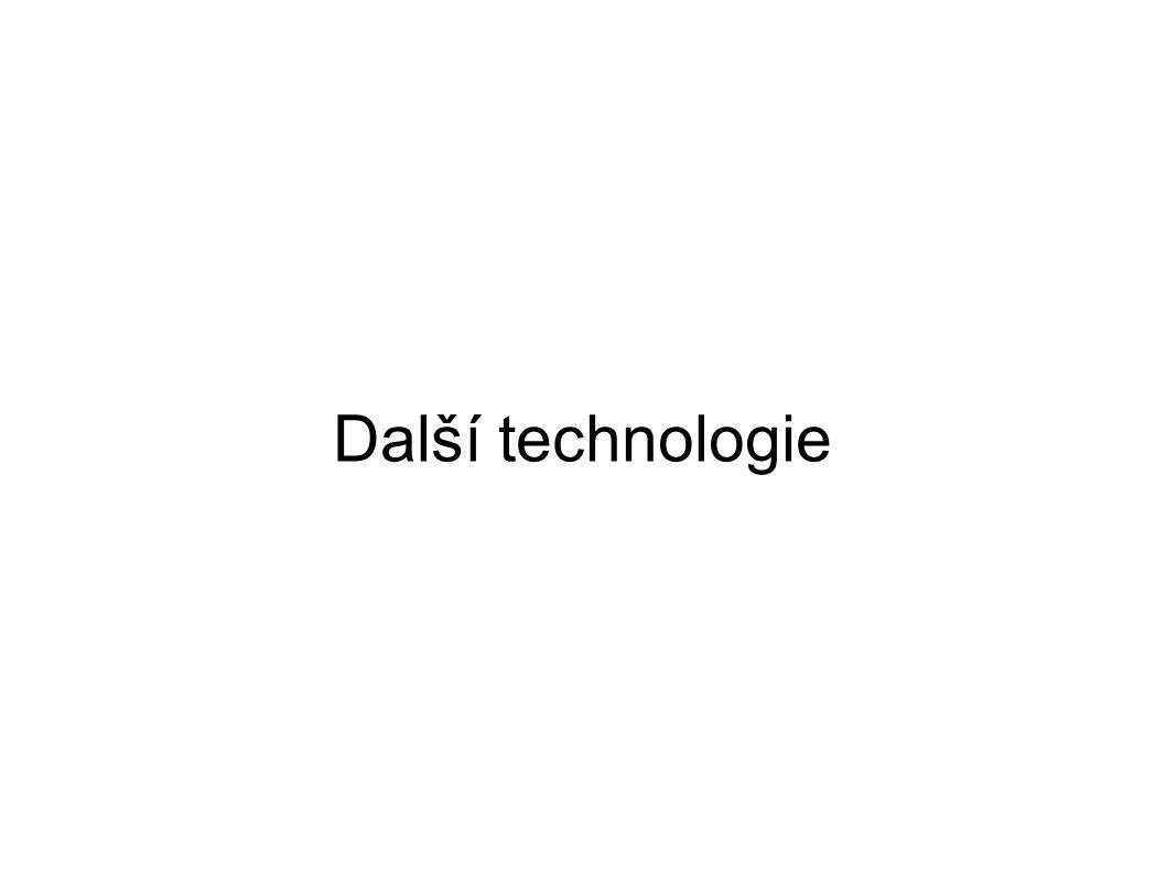 Další technologie