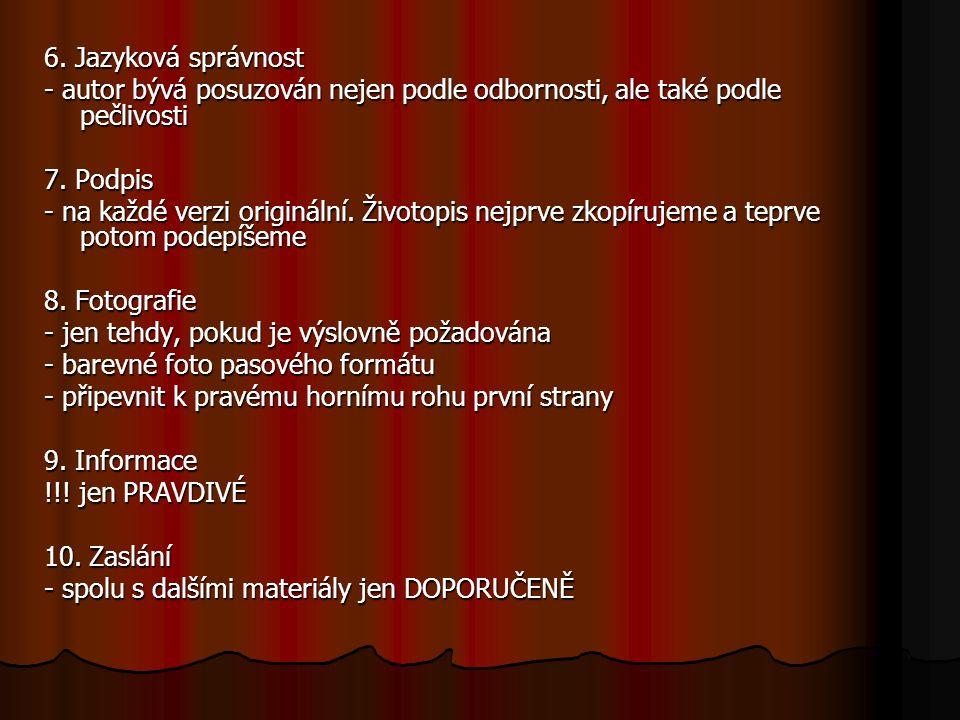 ŽIVOTOPIS ŽIVOTOPIS Balážova 52, 602 00 Brno, Česká republika Balážova 52, 602 00 Brno, Česká republika Josef KLEN, B.