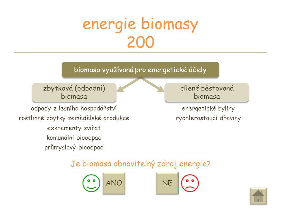 Jak se nazývá biochemický proces: Energie slunečního záření se mění na energii chemických vazeb.