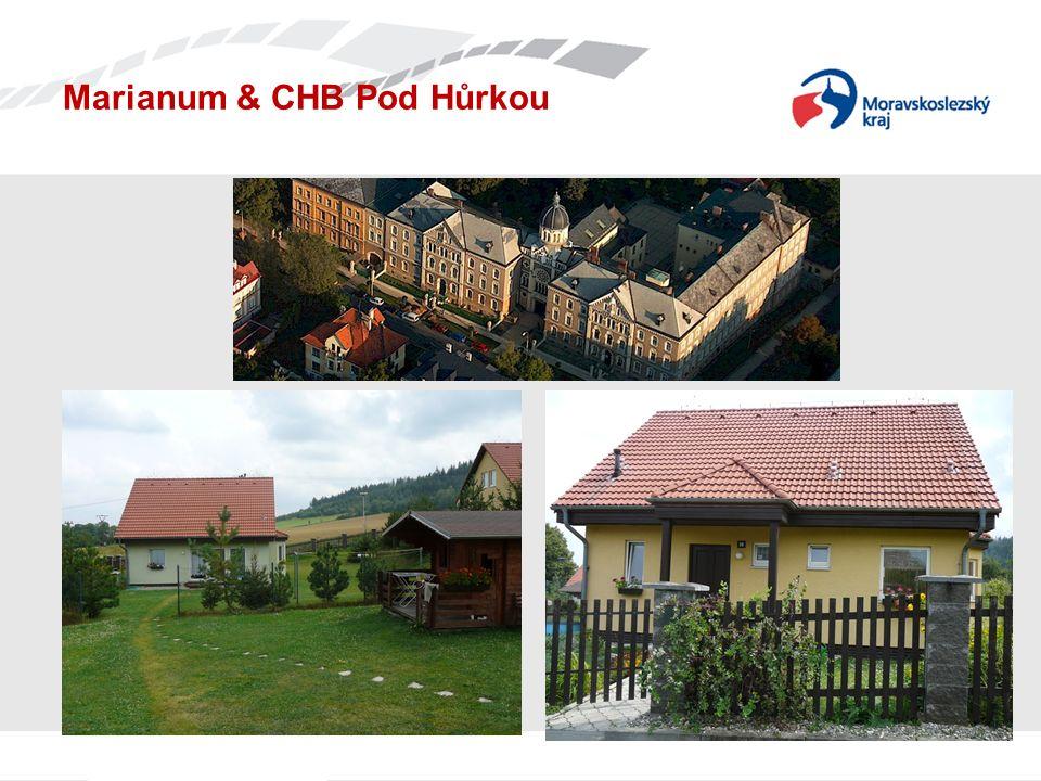 Marianum & CHB Pod Hůrkou