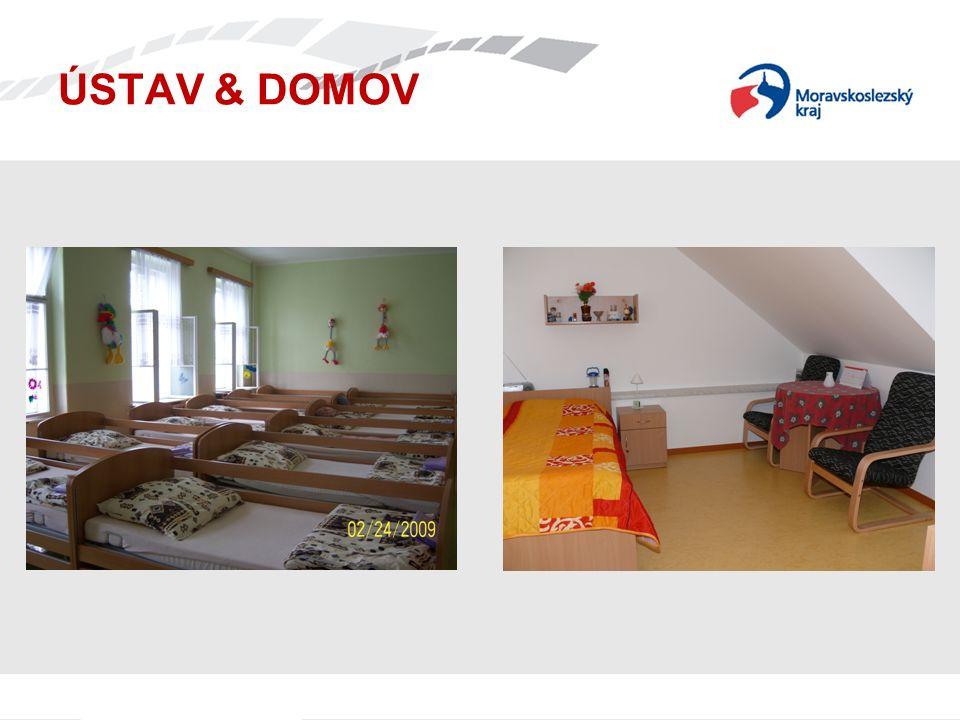 ÚSTAV & DOMOV