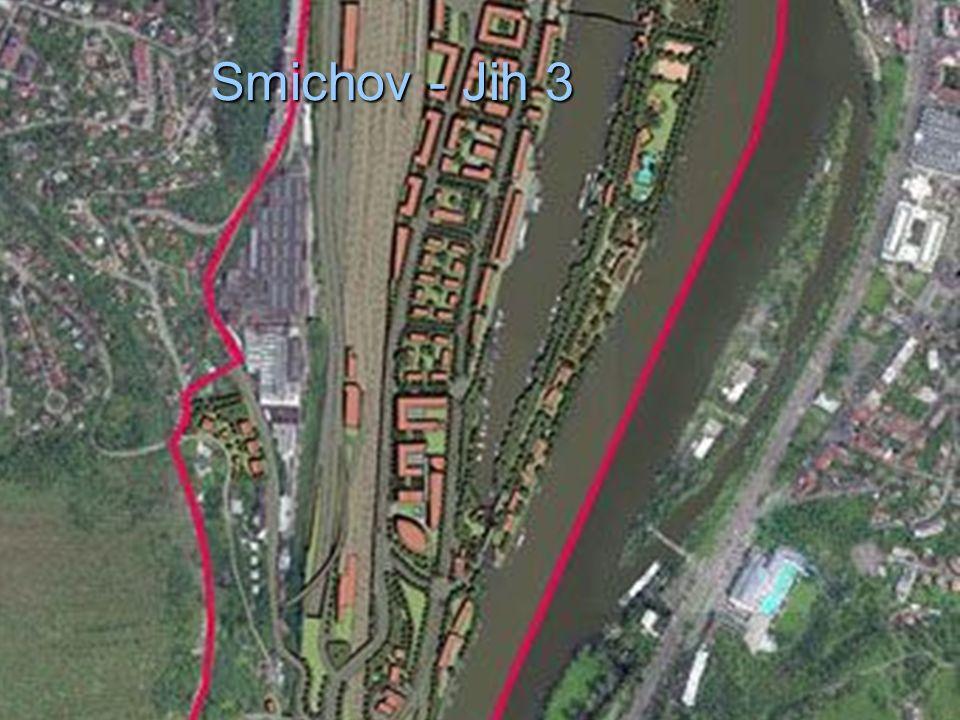 Smichov - Jih 2