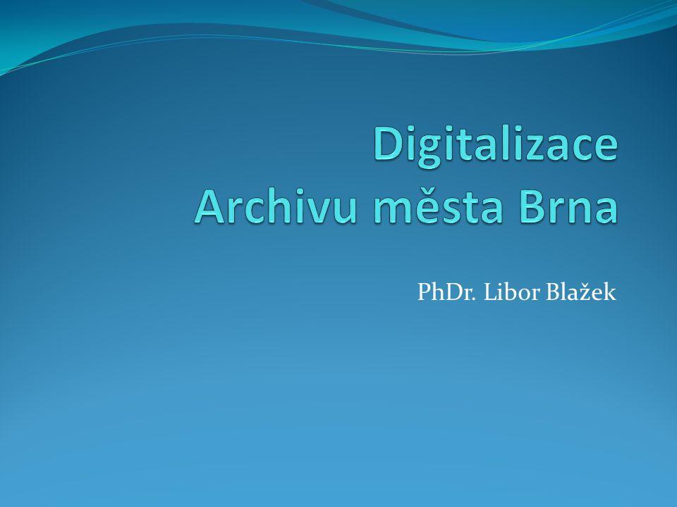 PhDr. Libor Blažek