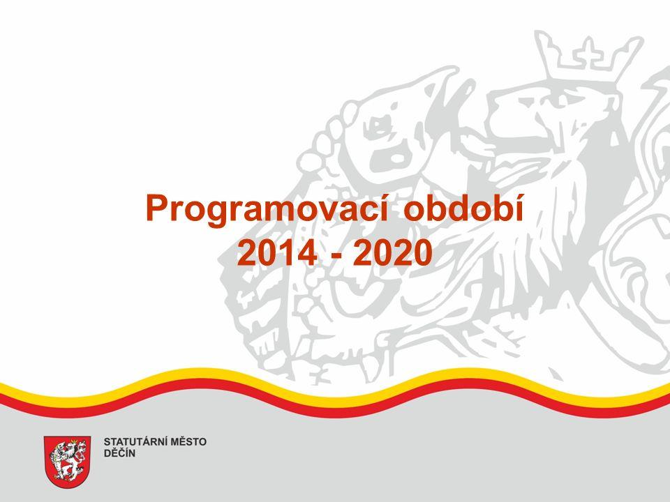 Programovací období 2014 - 2020