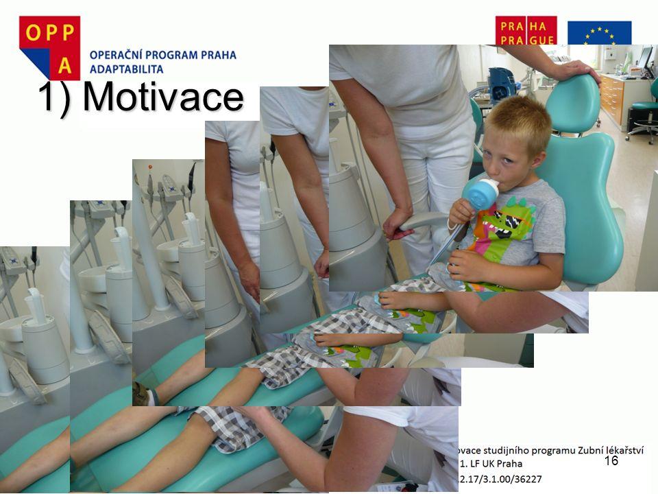 1) Motivace 16