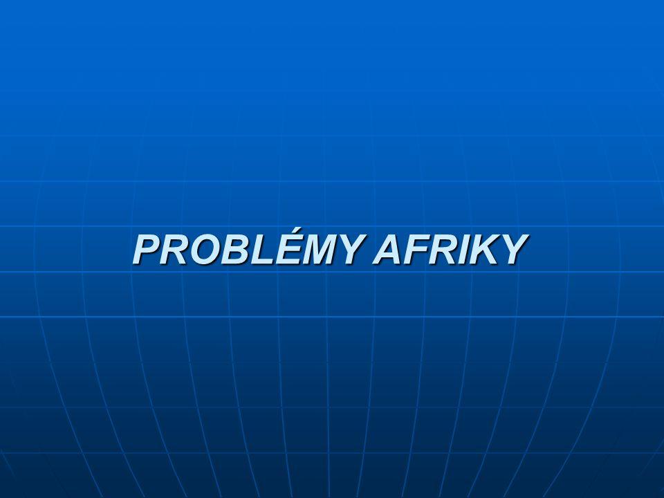 Významné ekonomické integrace na území Afriky: Významné ekonomické integrace na území Afriky: - Hospodářské společenství západoafrických států - ECOWAS - Hospodářské společenství západoafrických států - ECOWASECOWAS -Společný trh východní a jižní Afriky – COMESA COMESA -Jihoafrické rozvojové společenství - SADC SADC -Hospodářské společenství států střední Afriky - ECCAS ECCAS