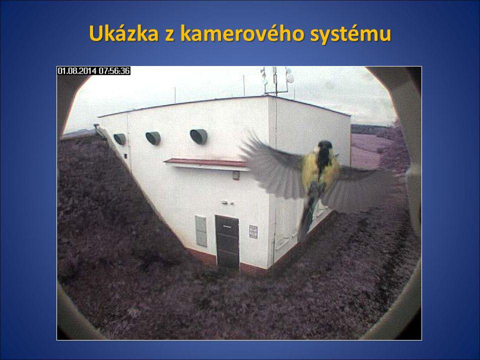 Ukázka z kamerového systému