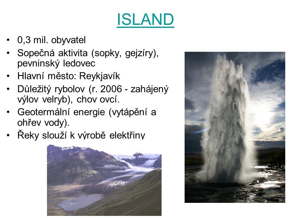 ISLAND 0,3 mil.