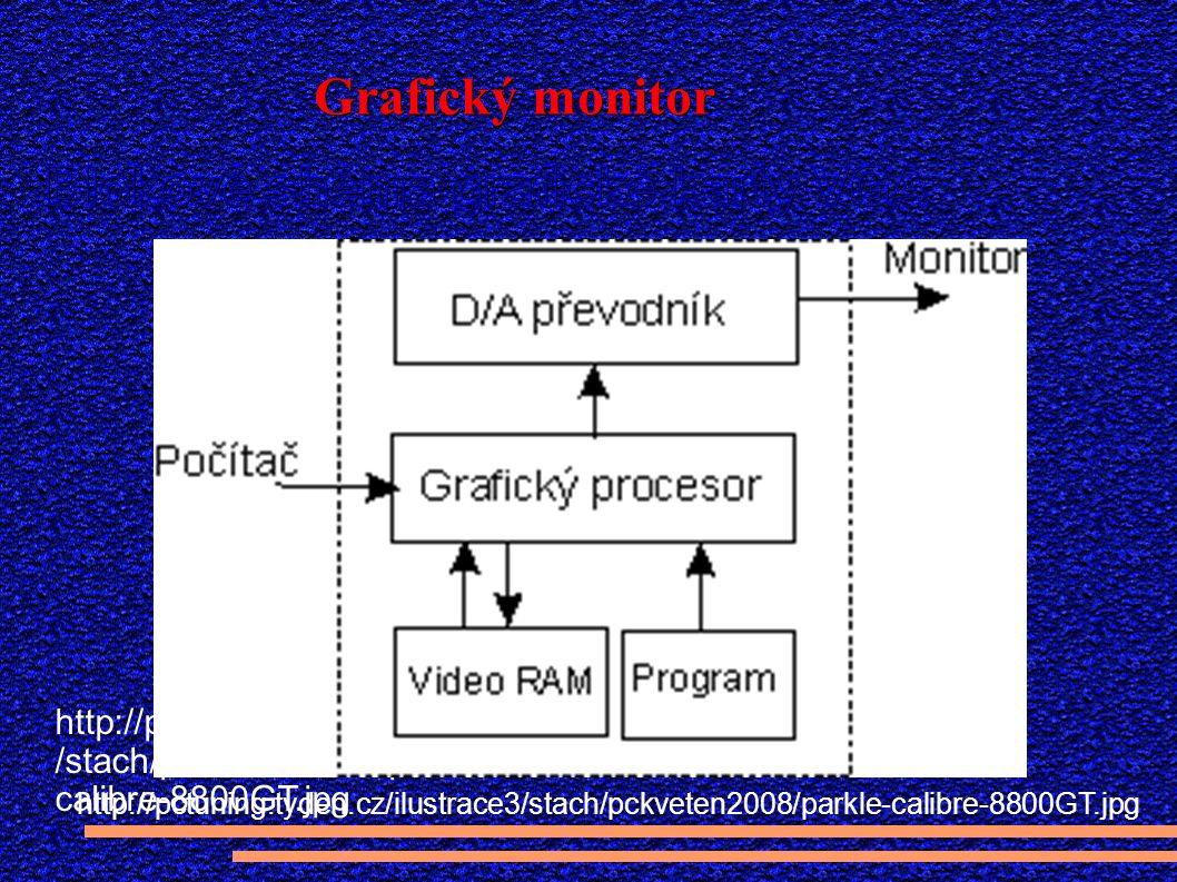 Grafický monitor http://pctuning.tyden.cz/ilustrace3 /stach/pckveten2008/parkle- calibre-8800GT.jpg