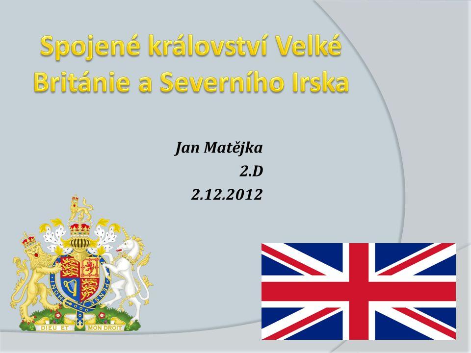 Jan Matějka 2.D 2.12.2012