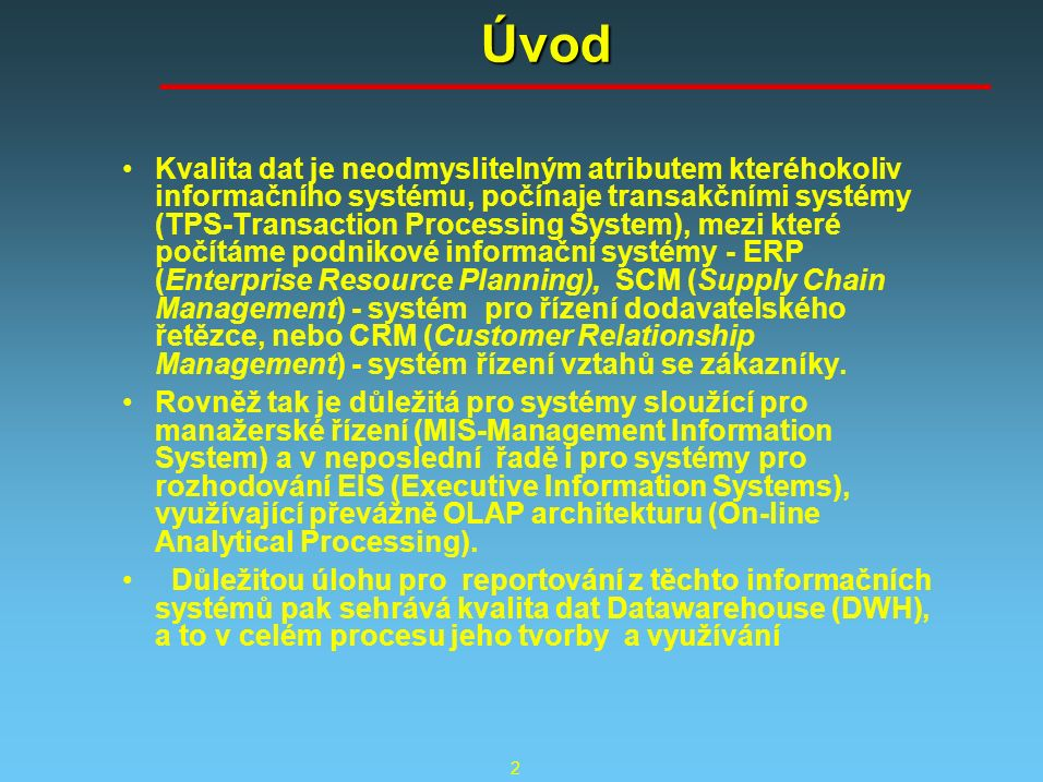23 Metodologie COBIT Metodologie COBIT (Control objectives for Information and Related Technology)