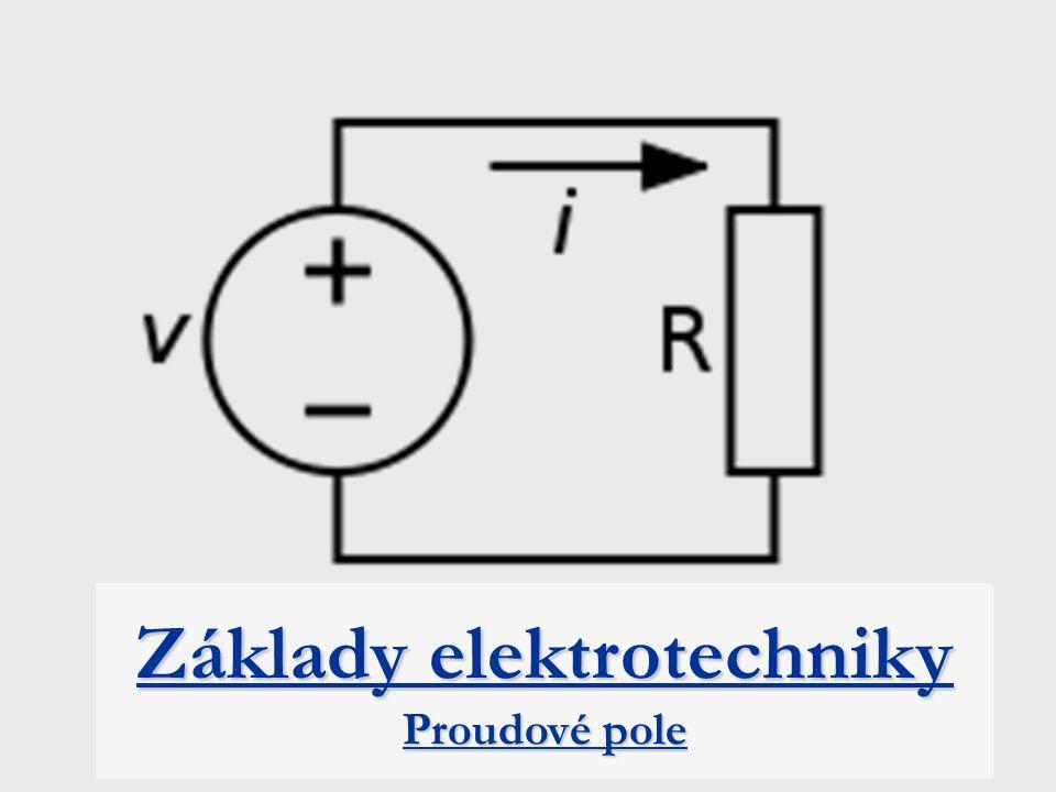 Přehled materiálů z pohledu teplotního součinitele: 1.vodivé materiály (měď, hliník, …)  R  4*10 -3 K -1 Provozní teplota většiny elektrických zařízení je (50 – 70) 0 C.