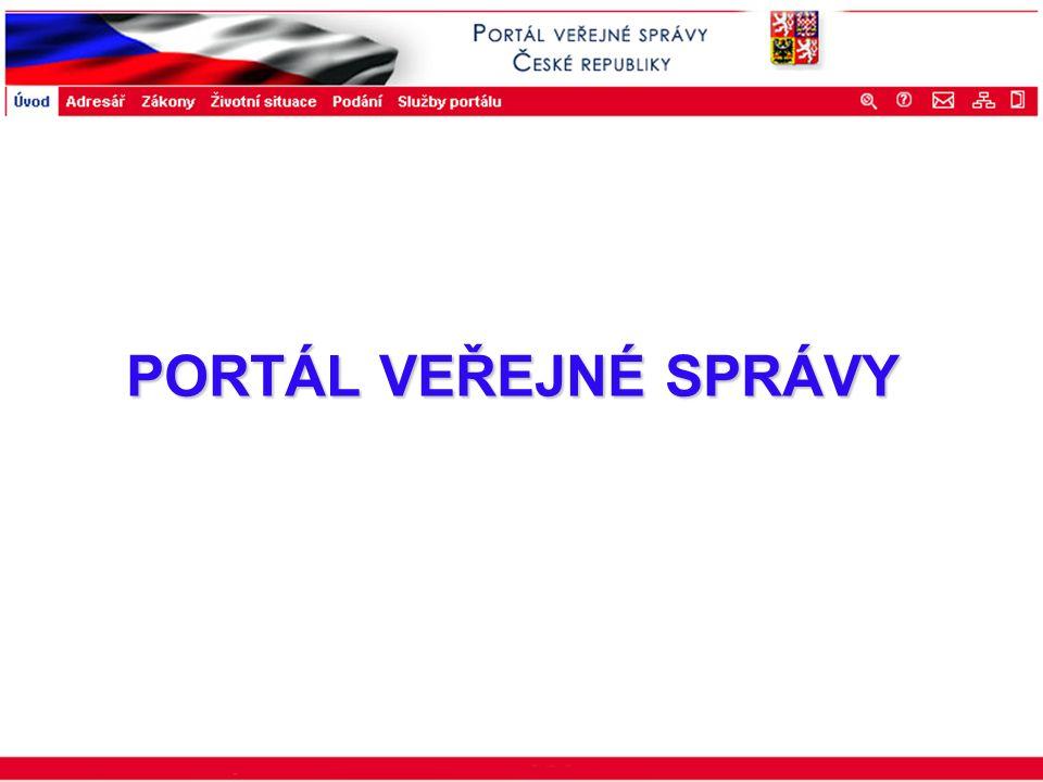 Portál veřejné správy © 2002 IBM Corporation ISSS 2003 PORTÁL VEŘEJNÉ SPRÁVY