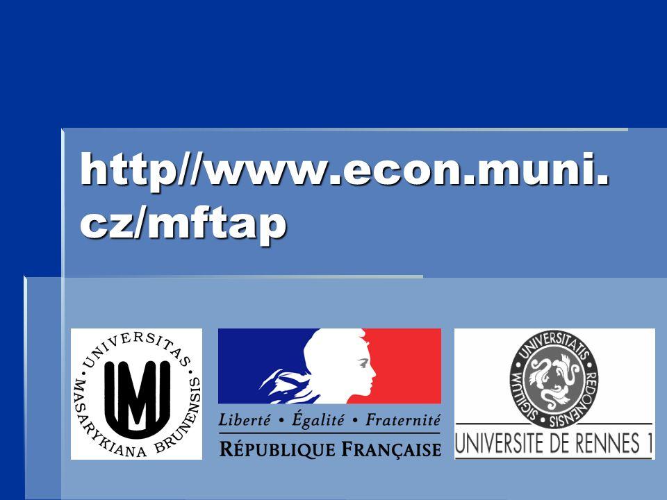 http//www.econ.muni. cz/mftap