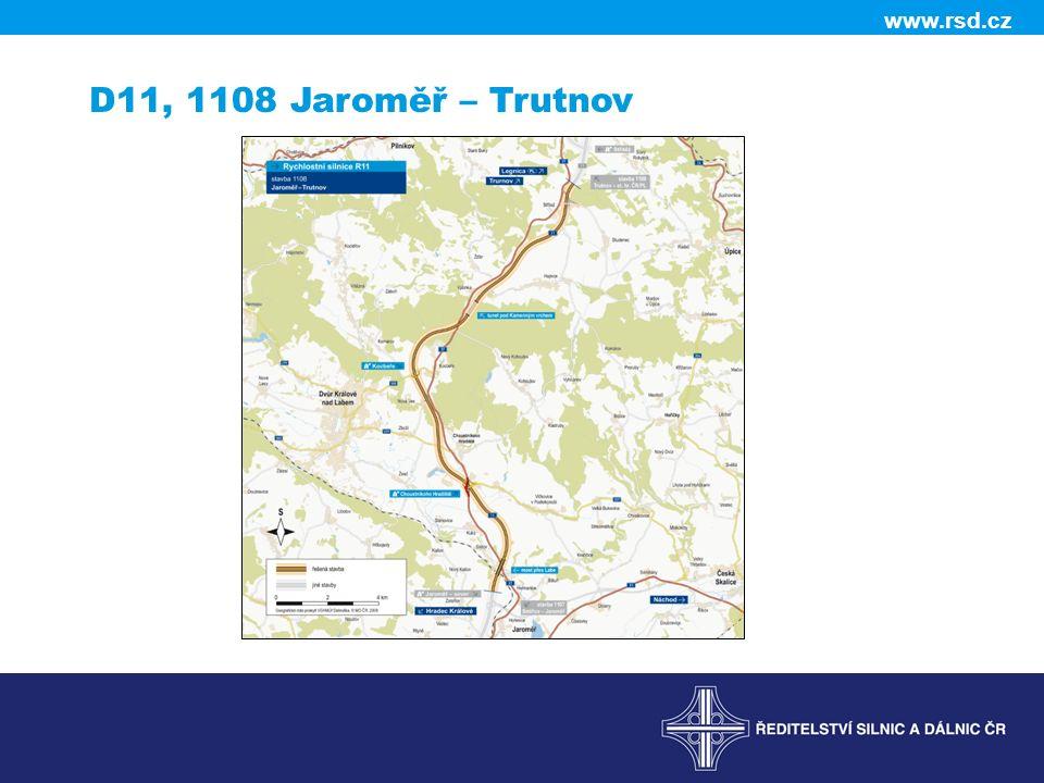 www.rsd.cz D11, 1108 Jaroměř – Trutnov