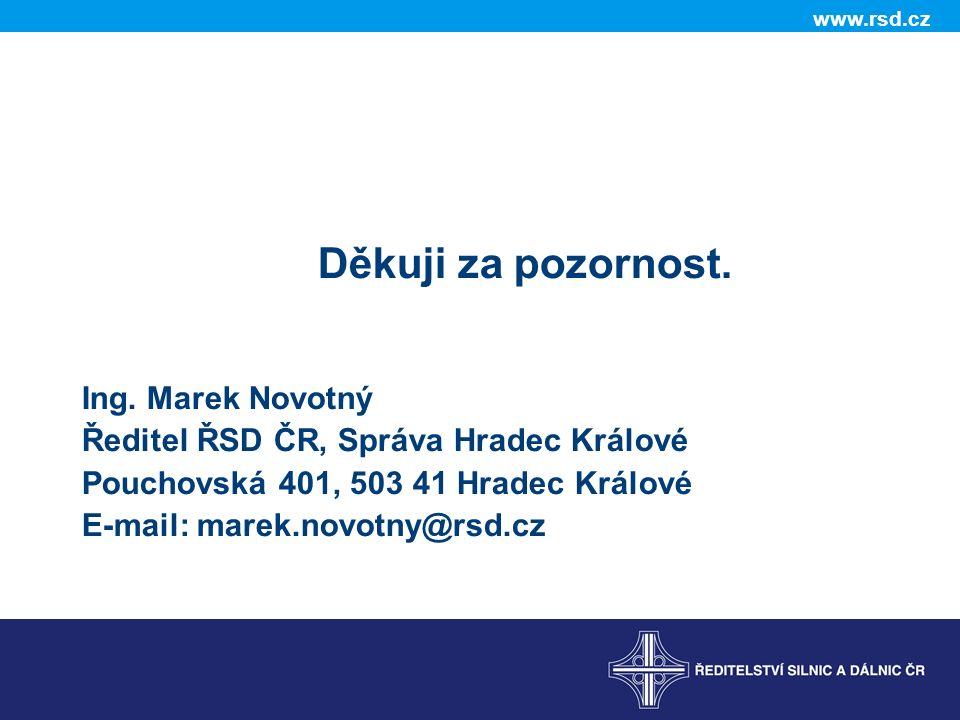 www.rsd.cz Děkuji za pozornost.Ing.