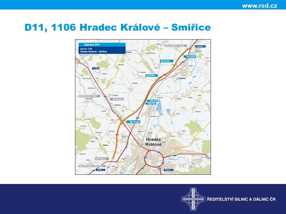www.rsd.cz D11, 1106 Hradec Králové – Smiřice