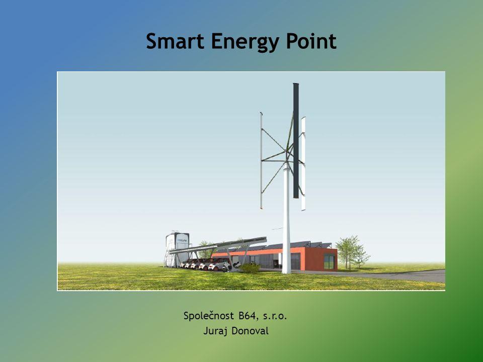 Smart Energy Point Společnost B64, s.r.o. Juraj Donoval