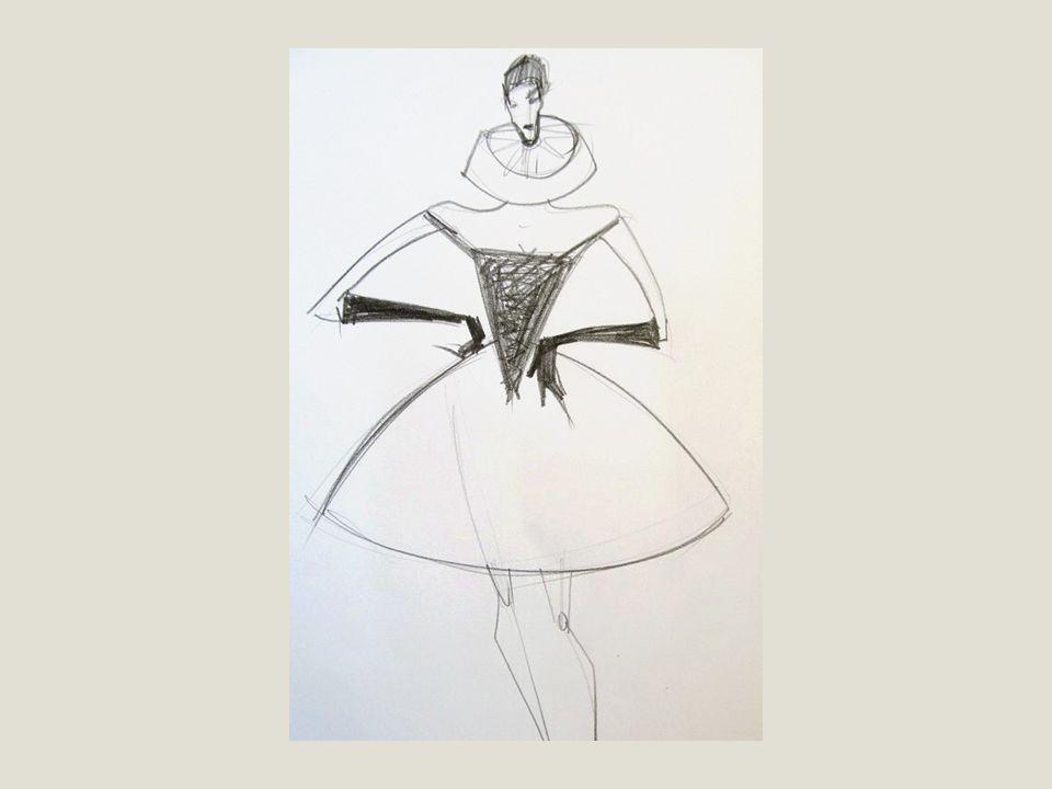 Ženský oděv ženy byly ozdobou královského dvora a středem zájmu aristokratické společnosti.