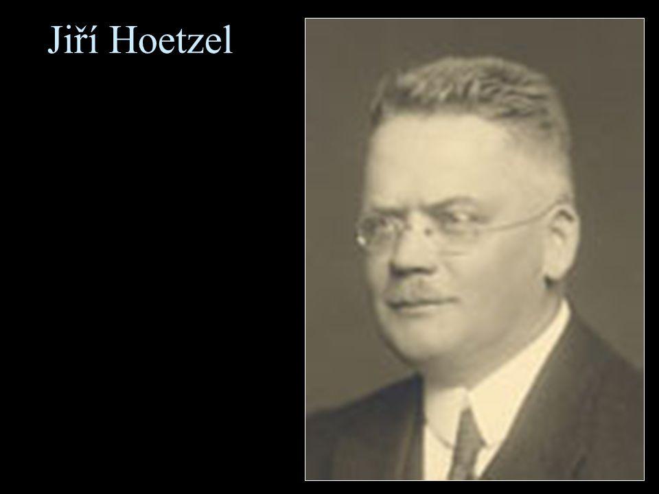 Jiří Hoetzel