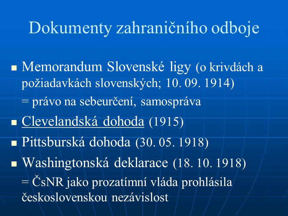 """Moc zákonodárná (2) volební právo + poměrné zastoupení imunita členů NS usnesení PS platné i přes odpor Senátu zákon platný i přes prezidentovo veto výslovně uvedeno, že zanikla zákonodárná činnost zemských sněmů (""""Pětka)"""