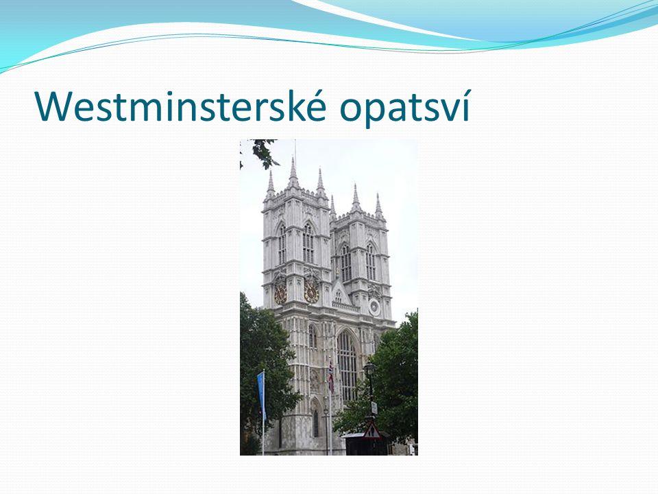 Westminsterské opatsví