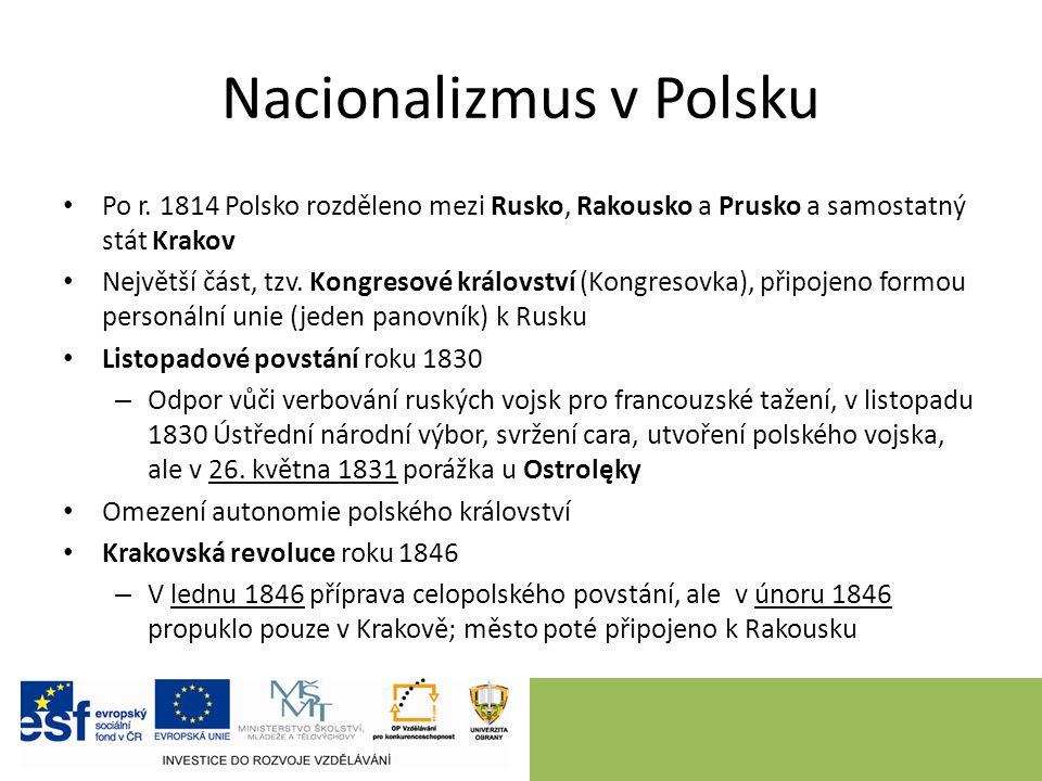 Nacionalizmus v Polsku Po r.